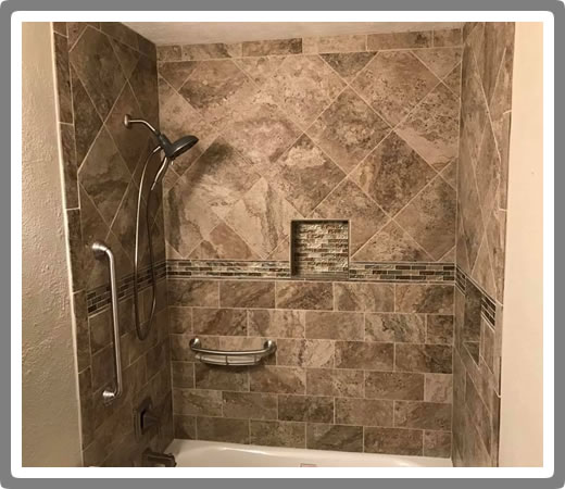Bathroom Remodeling Services in Janesville's JC Builders Inc a Home Remodeling and Construction Company