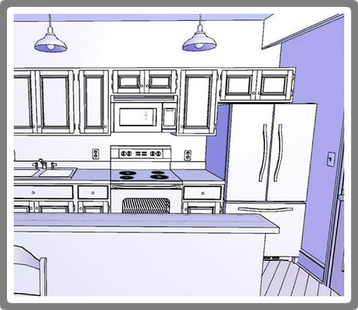 CAD Designs and Drawings in Janesville's JC Builders Inc a Home Remodeling and Construction Company